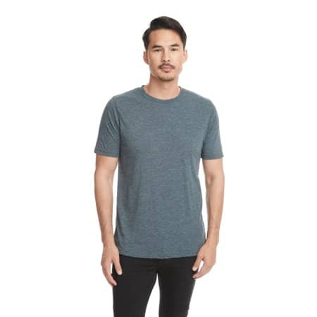 Poly/Cotton Crew Tee von Next Level Apparel (Artnum: NX6200