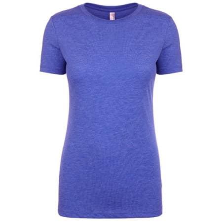 Ladies` Tri-Blend T-Shirt von Next Level Apparel (Artnum: NX6710