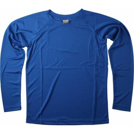 Langarm Funktions-Shirt Basic von Oltees (Artnum: OT060