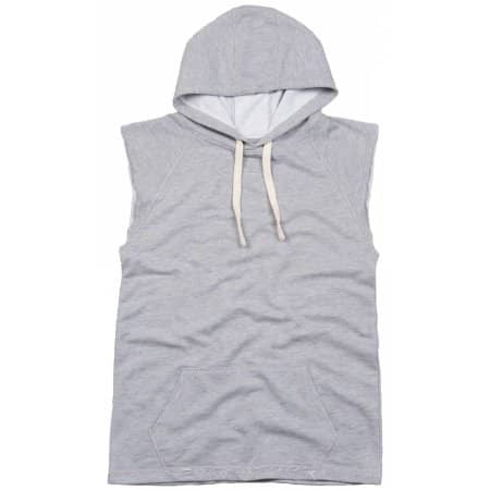 Women`s Oversized Sleeveless Hoodie von Mantis (Artnum: P113