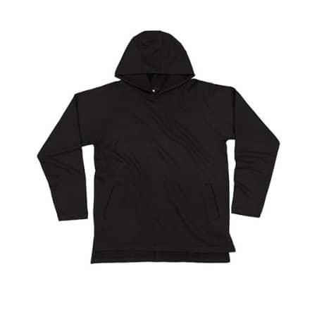One Hoodie in Black von Mantis (Artnum: P132