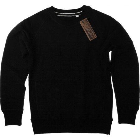 Men`s Superstar Sweatshirt in Black von Mantis (Artnum: P76