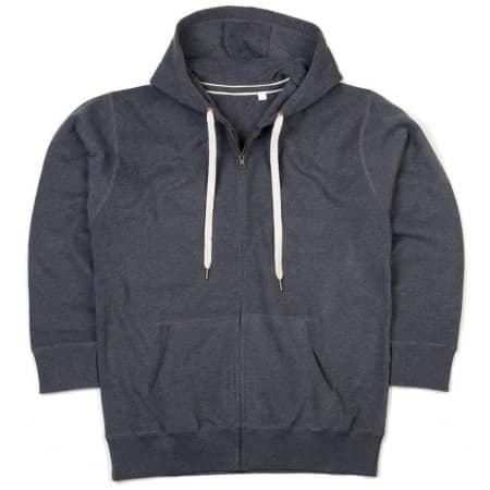 Men`s Superstar Zip-Through Hoodie von Mantis (Artnum: P83