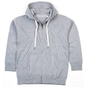 Women`s Superstar Zip Through Hoodie