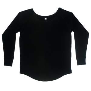 Women`s Loose Fit Long Sleeve T