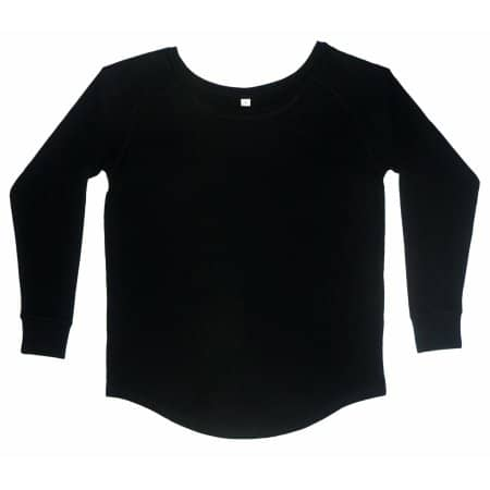Women`s Loose Fit Long Sleeve T von Mantis (Artnum: P97
