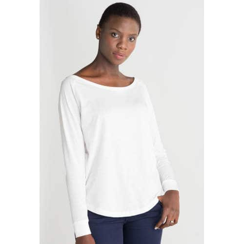 Mantis - Women`s Loose Fit Long Sleeve T