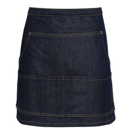 Jeans Stitch Denim Waist Apron von Premier Workwear (Artnum: PW125