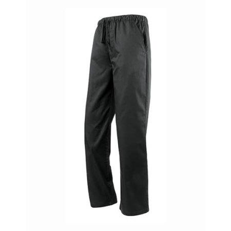 Essential Chefs Trouser in Black|Black von Premier Workwear (Artnum: PW553