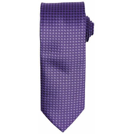Puppy Tooth Tie von Premier Workwear (Artnum: PW787