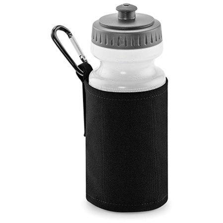 Water Bottle and Holder in Black von Quadra (Artnum: QD440