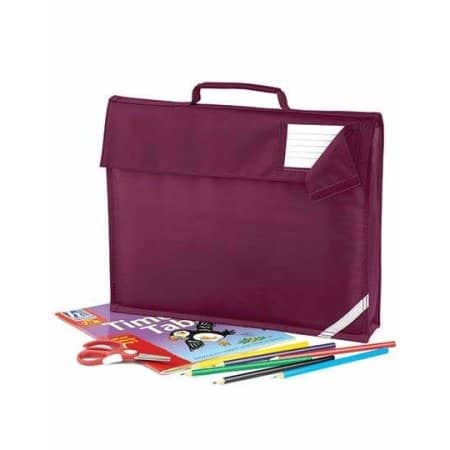 Junior Book Bag von Quadra (Artnum: QD51