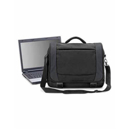 Tungsten™ Laptop Briefcase von Quadra (Artnum: QD967