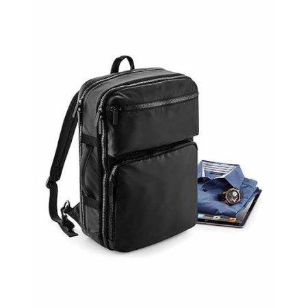 Tokyo Convertible Laptop Backpack von Quadra (Artnum: QD985