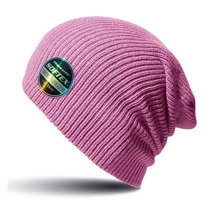 Core Softex® Beanie in Ribbon Pink von Result Winter Essentials (Artnum: RC31