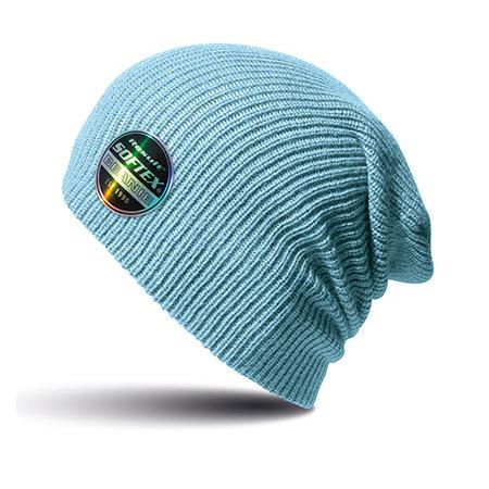 Core Softex® Beanie in Sky von Result Winter Essentials (Artnum: RC31