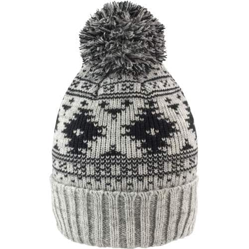 Result Winter Essentials - Deluxe Fair Isle Hat