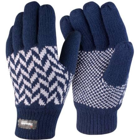Pattern Thinsulate Glove von Result Winter Essentials (Artnum: RC365