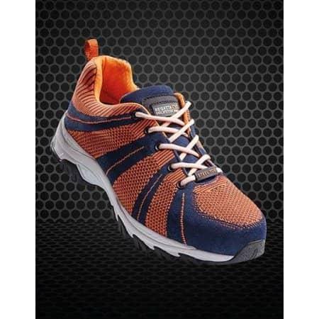 Rapide Knit SB Safety Trainer von Regatta Hardwear (Artnum: RG1080