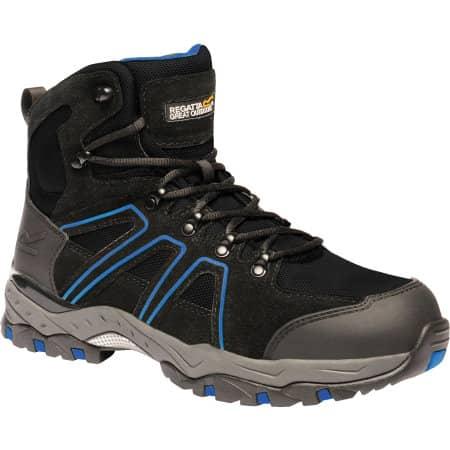Pro Downburst S1P Safety Hiker von Regatta Safety Footwear (Artnum: RG1240