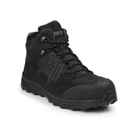 Claystone S3 Safety Hiker von Regatta Safety Footwear (Artnum: RG2020