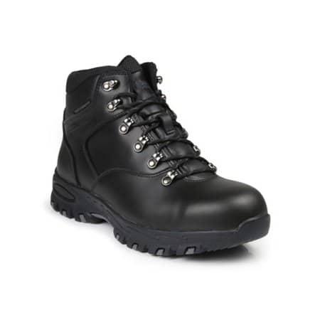 Gritstone S3 Waterproof Safety Hiker von Regatta Safety Footwear (Artnum: RG2030