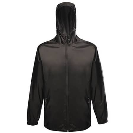 Pro Packaway Breathable Jacket in Black von Regatta (Artnum: RG2480
