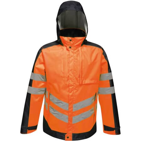 Hi-Vis Pro Insulated Jacket von Regatta (Artnum: RG341