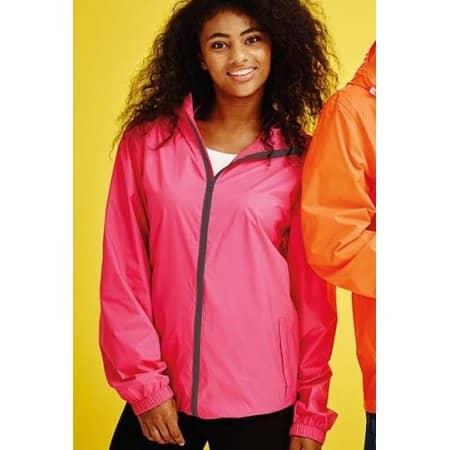 Avant - Waterproof Unisex Rainshell Jacket von Regatta Standout (Artnum: RG476
