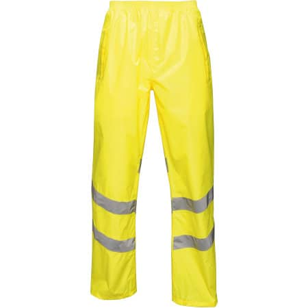 Hi-Vis Pro Packaway Trousers von Regatta (Artnum: RG498