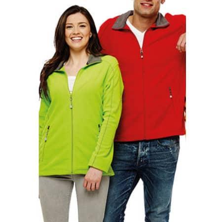 Womens Adamsville Full Zip Fleece Jacket von Regatta (Artnum: RG572