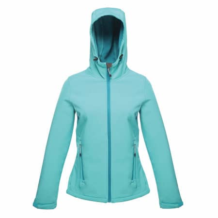 Women`s Arley II Hooded Softshell von Regatta Standout (Artnum: RG603