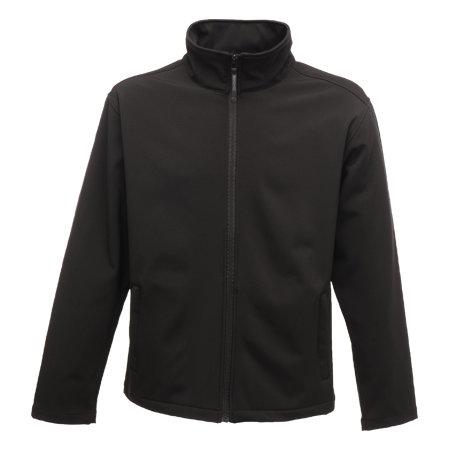 Classic Softshell Jacket in Black von Regatta (Artnum: RG680