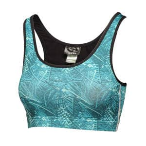 Asana Printed Bra Top