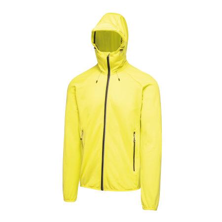 Men`s Helsinki Powerstretch Jacket in Neon Spring von Regatta Activewear (Artnum: RGA607