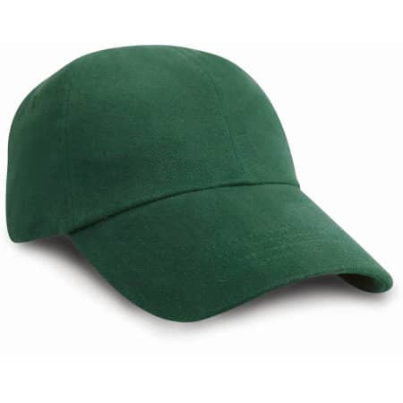Junior Heavy Brushed Cotton Cap von Result Headwear (Artnum: RH24J