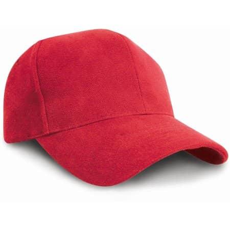 Pro-Style Heavy Cotton Cap von Result Headwear (Artnum: RH25