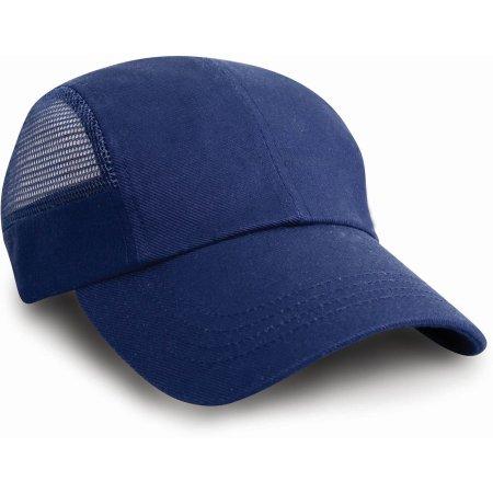 Sport Cap with Side Mesh von Result Headwear (Artnum: RH47
