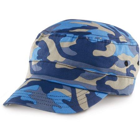 Urban Camo Cap von Result Headwear (Artnum: RH59