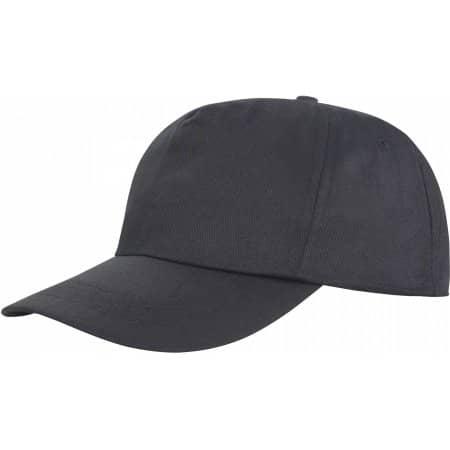 Houston 5-Panel Cap in Black von Result Headwear (Artnum: RH80