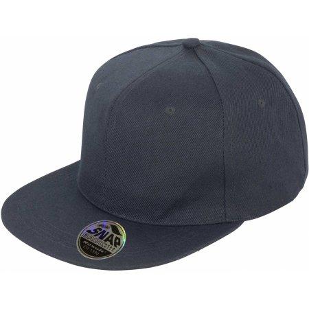 Bronx Cap in Black von Result Headwear (Artnum: RH83