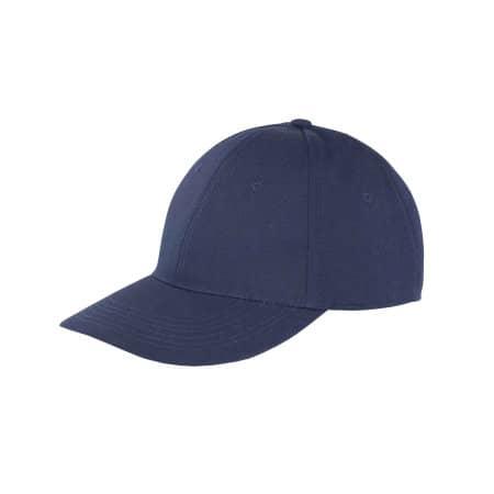 Memphis Brushed Cotton Low Profile Sandwich Peak Cap von Result Headwear (Artnum: RH91