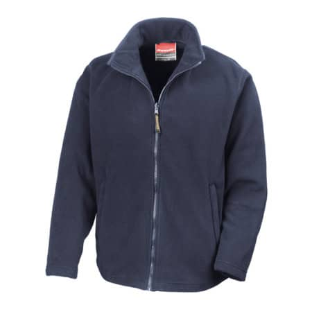 Horizon Micro Fleece Jacket von Result (Artnum: RT115