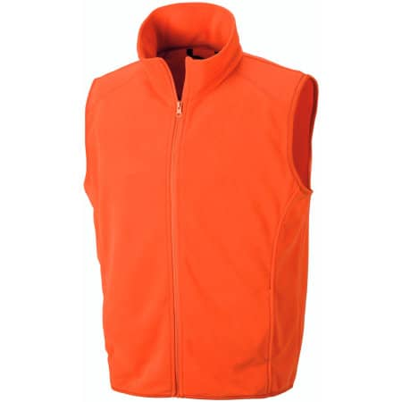 Micro Fleece Gilet von Result Core (Artnum: RT1160