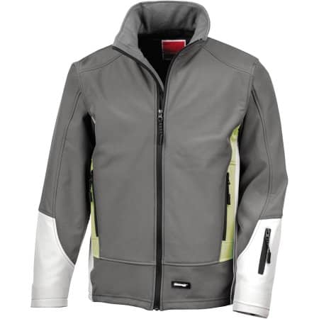 Blade Softshell Jacket von Result (Artnum: RT119