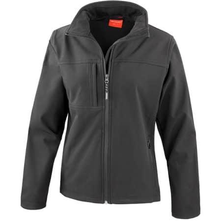 Ladies` Classic Soft Shell Jacket von Result (Artnum: RT121F