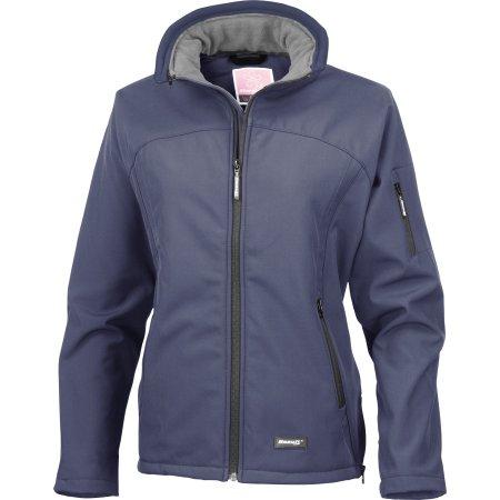 Women`s Classic Soft Shell Jacket von Result (Artnum: RT122F