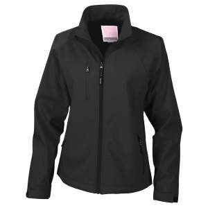 Women`s Base Layer Soft Shell Jacket