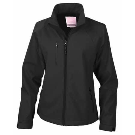 Women`s Base Layer Soft Shell Jacket von Result (Artnum: RT128F