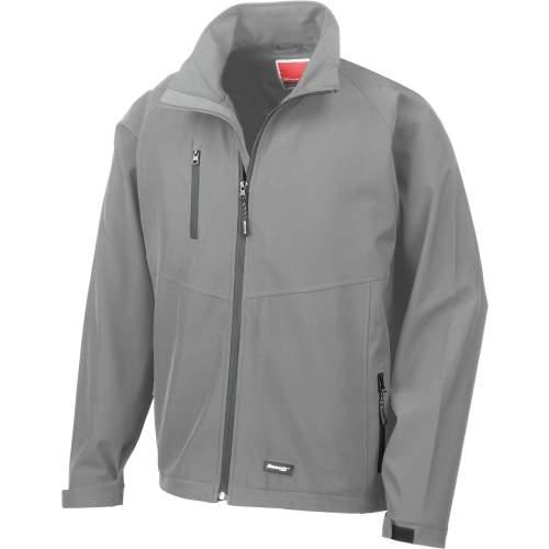 Result - Men`s Base Layer Soft Shell Jacket